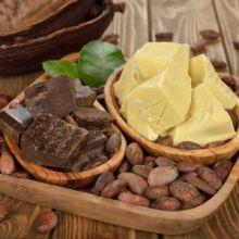Масло какао, нерафинированное