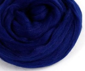 Шерсть для валяния РТО арт. WF50/14 50г цв. темно-синий
