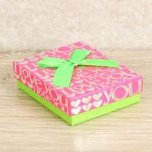 Коробка подарочная 7,5 х 9,5 х 2,5 см
